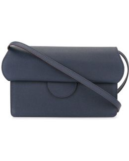 Fold-over Cross-body Bag