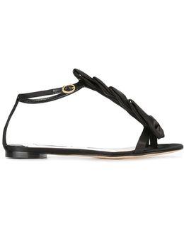 La Delicata Flat Sandals