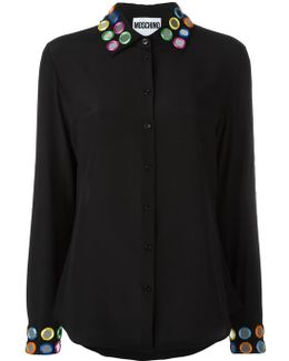 Mirror Embroidered Blouse