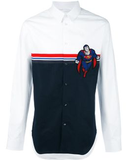 Superman Stripes Shirt