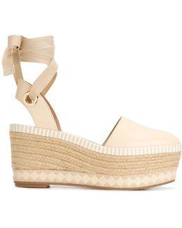Dulce De Leche Sandals