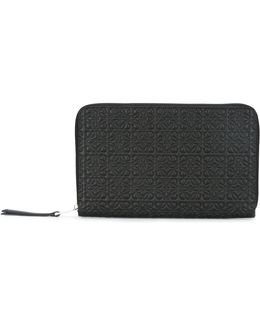 Embossed Logo Document Case