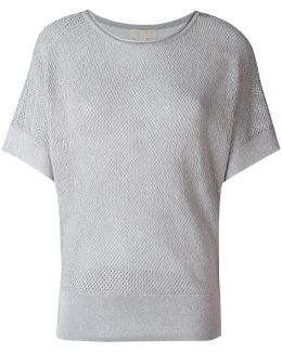 Perforated Sweatshirt