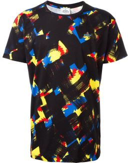 Squiggle Cross T-shirt