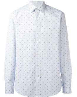 Gancio Print Shirt