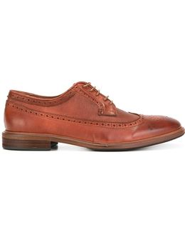 - Brogue Shoes - Men - Calf Leather/leather/rubber - 9.5