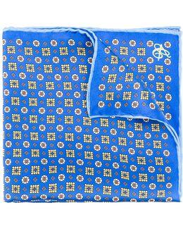 Patterned Pocket Square