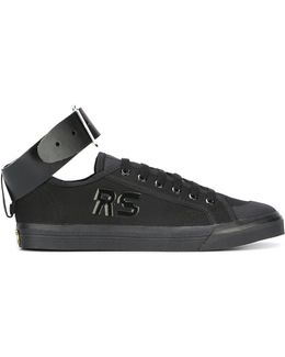 Spirit Buckled Canvas Sneakers