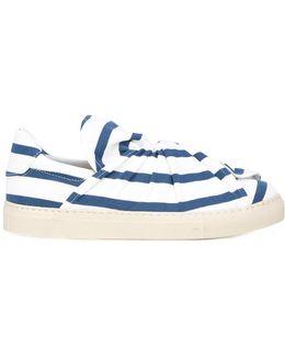 Breton Stripe Knot Sneakers