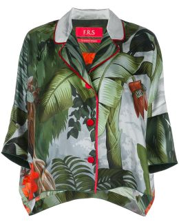 Gea Pyjama Shirt
