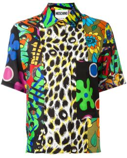 Multi Print Shirt