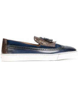 Tassel Brogued Loafers