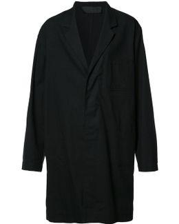Oversized Midi Coat