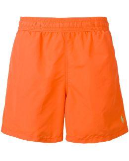 Plain Swim Shorts