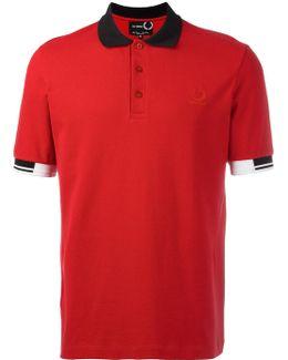 Tipped Cuff Polo Shirt