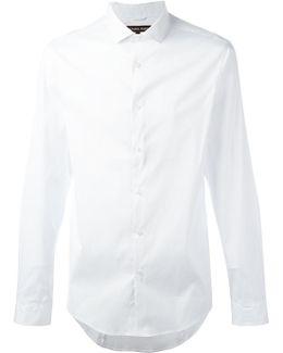 Long Sleeved Button-up Shirt