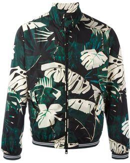 Printed Lamy Jacket