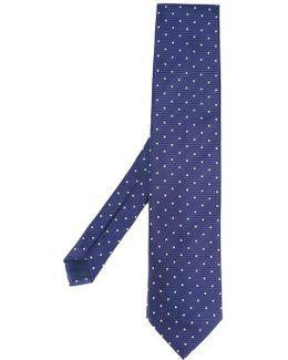 Printed Dots Tie