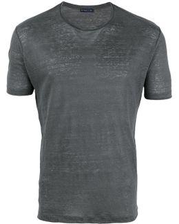 Crew-neck T-shirt