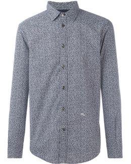 Speckle Print Shirt