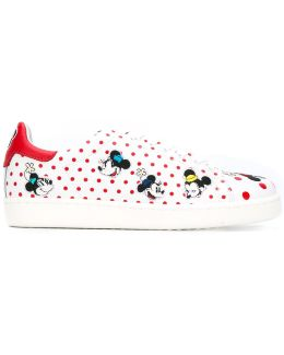 Cartoon Print Trainers