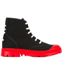 Olympus Ankle Boots