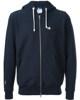 X Beams Zipped Hoody