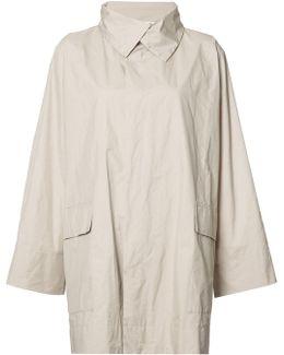 Classic Short Raincoat