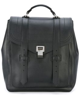 Satchel Style Backpack
