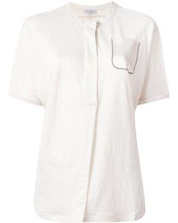 Silk Pocket T-shirt