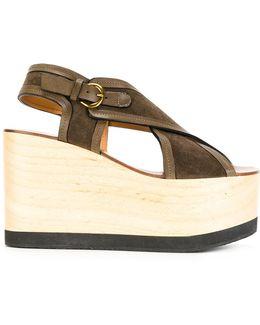 Étoile Zlova Sandals