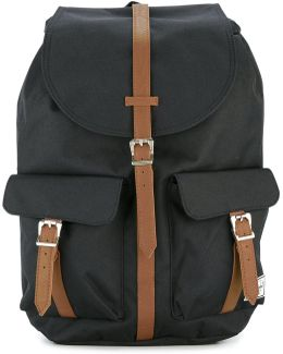 Triple-strap Backpack