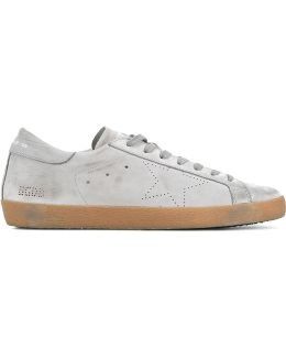Perforated Superstar Sneakers