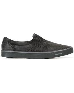 Subway Sneakers