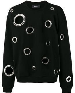's-wesley-ed' Sweatshirt