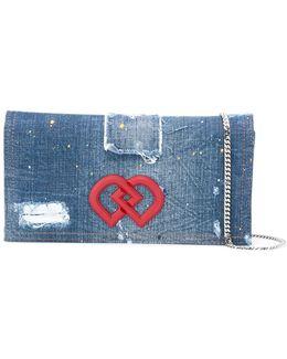 Dd Flap Crossbody Bag