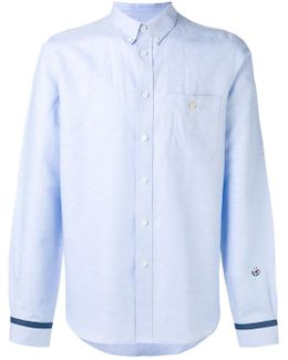 Embroidered Figure Shirt