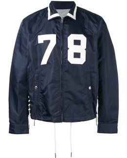 78 Drawstring Detail Jacket