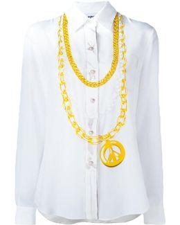 Medallion Print Shirt