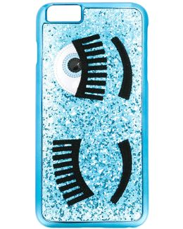Glitter Wink Iphone 7 Case