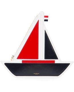 Boat Shaped Clutch
