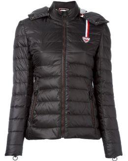 W Caroline Quilted Ski Jacket