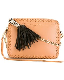 Tassel Applique Bag