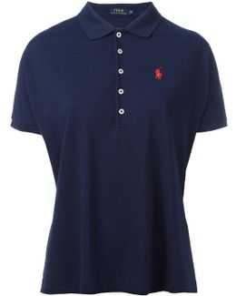 Relaxed Fit Polo Shirt