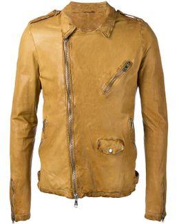 Classic Biker Jacket