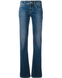 Soft Flared Jeans