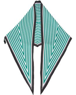 Diamond Stripe Scarf