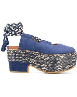 Rope Detail Sandals