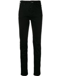 Plain Skinny Jeans