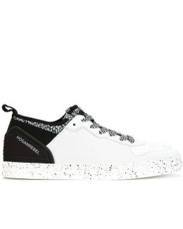 Speckled Heel Trainers